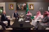 كوشنر يجتمع مع ولي العهد السعودي بشأن الشرق الأوسط