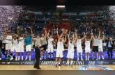 ريال مدريد بطلاً لدوري السلة الإسباني للمرة الـ34 في تاريخه