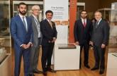 المتحف البريطاني يطلق اسم الشيخ زايد على قاعة أوروبا والشرق الأوسط