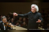 Conductor Simon Rattle bids farewell to the Berlin Philharmonic