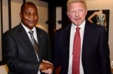 Boris Beckers diplomatic passport for the Central African Republic fake: Foreign Minister