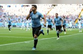 Centurion Suarez strikes for Uruguay to send Saudi Arabia and Egypt out of 2018 World Cup