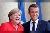 ميركل وماكرون يعتزمان تمهيد الطريق لإصلاحات أوروبية