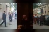 بالفيديو.. طرد وزيرة أمريكية من مطعم مكسيكي احتجاجا على سياستها
