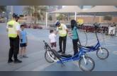 Bike patrols handled 7,690 cases in Capital last year