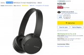 Deal: Sonys highly-rated wireless headphones are half off at Best Buy (today only)