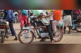 Theyre at risk: Congos taxi drivers fear Ebolas spread