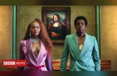 Beyonce and Jay-Zs joint album was finished hours before it was released