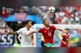 مباراة البرتغال والمغرب .. أسود الأطلس تودع وتمنح بطاقة الصدارة لرفقاء الدون