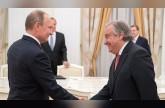 بوتين: نأمل في مواصلة العمل البناء مع الأمم المتحدة