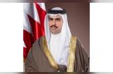 معالي الشيخ عبدالله بن راشد يهنئ الغانم برئاسة الاتحاد البحريني لرفع الأثقال