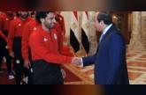 أنباء عن حضور عبدالفتاح السيسي مباراة مصر وروسيا
