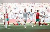 بالفيديو... أهداف مباراة المغرب والبرتغال
