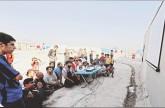 52 قتيلاً موالياً للأسد بغارة «مجهولة» قرب حدود العراق