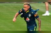 Neymar back on track for Brazil after ankle injury scare in training