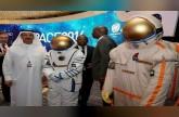 الإمارات ترسل أول رائد فضاء إلى المحطة الدولية