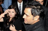 MS Dhoni's wife seeks arms licence citing 'threat to life'