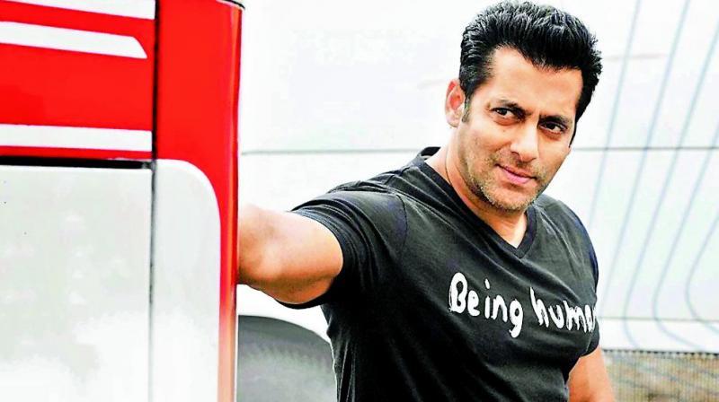 Salman Khan To Mentor His Bodyguard Sheras Son Dotemirates