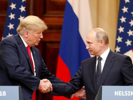 Helsinki summit: Much ado about nothing - Dotemirates