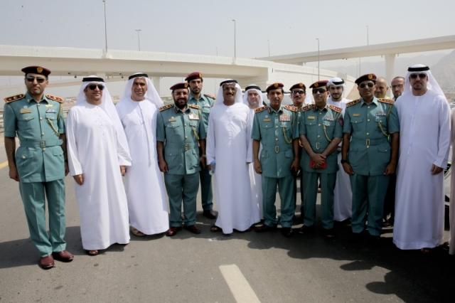افتتاح طريق رأس الخيمة الدائري بطول 30 كيلومتراً
