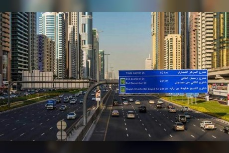 Dubai car registration cards to be valid for lifetime