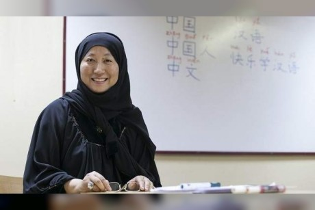 Love story that turned a Chinese girl into an Emirati