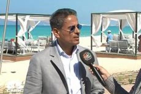 رئيس مجلس إدارة إعمار العقارية الإماراتية لـ CNBC عربية: نحاول بيع جزء من أصولنا لنركز على موضوع العقود الإدارية للفنادق