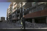 سلسلة زلازل تهز إيران
