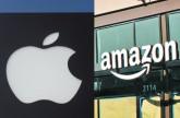 «أمازون» تزاحم «أبل» في سباق أغلى شركة في العالم