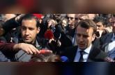 French investigators raid home of Macrons bodyguard