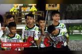 صبيان الكهففي تايلاند: لحظة إنقاذنا معجزة