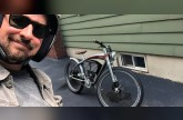 I rode a $7,000 electric bike thats as close to an old-school motorcycle experience as you can get in the 21st century — heres what it was like