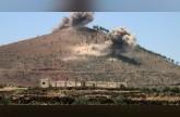 26 قتيلاً مدنياً في قصف جوي على جيب لتنظيم الدولة الاسلامية في جنوب سوريا (المرصد)