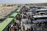 قوات الأسد تنتشر في القنيطرة وإجلاء الفصائل يتواصل