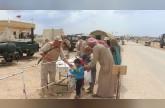 مساعدات إنسانية روسية فرنسية قريبا إلى الغوطة الشرقية في إطار مشروع مشترك