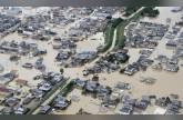صور| حصيلة ضحايا الأمطار الغزيرة في اليابان ترتفع إلى 100 قتيل
