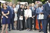 دولة الإمارات وفرنسا تحتفلان بالعلاقات الثنائية في حفل دبلوماسي رفيع المستوى بحضور ما يزيد عن 1200 ضيف.