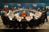 مجموعة العشرين تدعو إلى الحوار لتخفيف التوترات المهددة للنمو