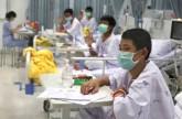فتية كهف تايلاند يغادرون المستشفى