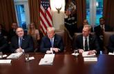 ترامب: أنا الرئيس الأكثر حزما تجاه روسيا