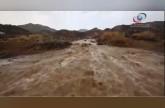 بالفيديو .. هطول أمطار وبرد على مناطق في الدولة