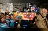 أستراليا: مظاهرات مطالبة بالإفراج عن طالبي لجوء محتجزين في جزيرتين بالمحيط الهادئ