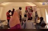 بالفيديو: تدشين المرحلة التجريبية للمستشفى الميداني الإماراتي في موريتانيا