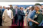 الرئيس المصري في ختام قمة الخرطوم: أمن السودان جزء من أمننا