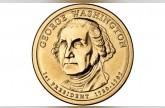 بيع عملة ذهبية تحمل صورة جورج واشنطن بـ 1.7 مليون دولار