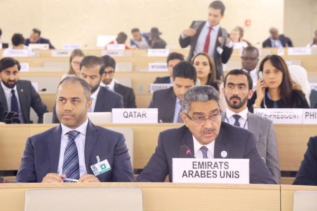 مندوبنا لدى الأمم المتحدة: الإمارات غير معنية بتقرير الأثر السلبي للتدابير القسرية - دوت امارات