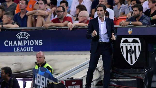 Valencia at crisis point as under-pressure Marcelino seeks answers - Dotemirates