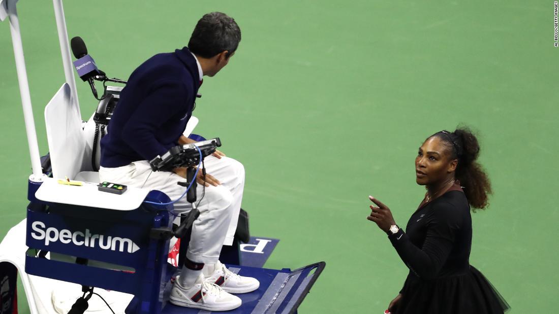 US Open umpire Carlos Ramos 'thrown under bus' in Serena row -- ex umpire - Dotemirates