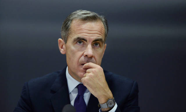 Carney to head BoE until 2020 - Dotemirates