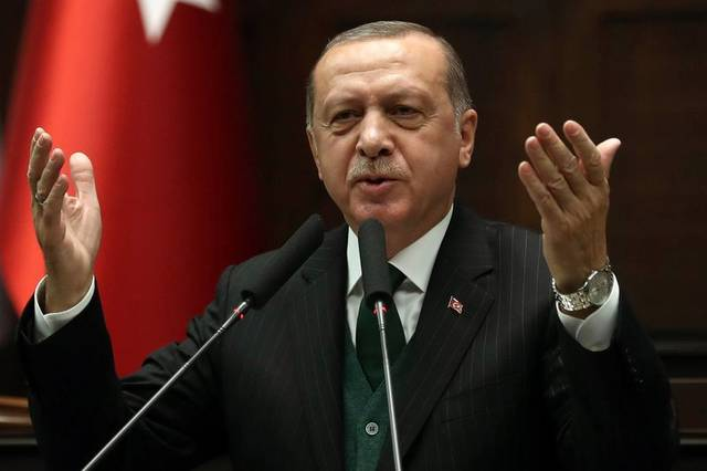 Erdogan named Turkey Wealth Fund chair in board overhaul - Dotemirates